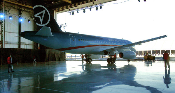Manturov: Russia is ready to discuss the production of components SSJ100 in Iran