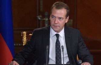 Medvedev: defeating terrorism can only be a United front