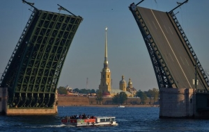 St. Petersburg authorities plan to review the project at 300 billion rubles