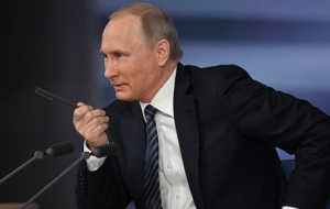 Putin assured that the economy shows signs of stabilization