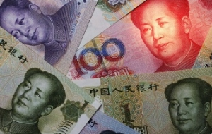 The Renminbi has again updated at least since may 2011, falling to 6,4936 per dollar