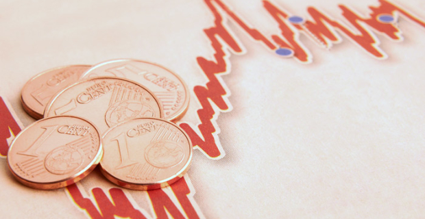Euro for the first time since August has soared to 80 rubles