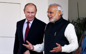 Putin will hold talks with Prime Minister of India