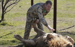 Director of the Crimean zoos said about the threat of hostile takeover