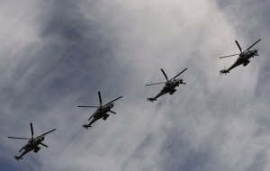 Kabul is interested in deliveries of helicopters and machine guns from Russia