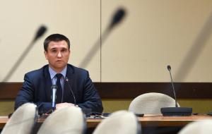 Klimkin: rebuilding trust between Ukraine and Russia is not yet possible