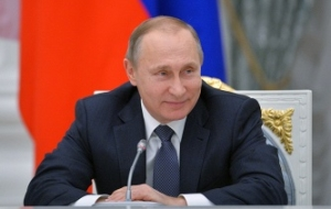 Putin's schedule for 2016: as usual, in a tight rhythm