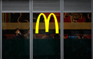 The European Commission has suspected McDonald's in tax evasion