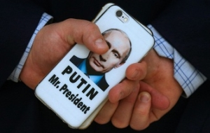 Gallup poll: Putin is the most popular in their own country a world leader