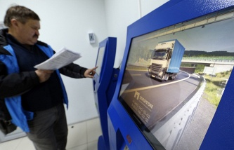 The state Duma intends to reduce fines for heavy trucks for travel without payment on Federal highways