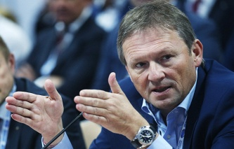 """Business Ombudsman Boris Titov proposes not to increase the payments system """"Platon"""""""