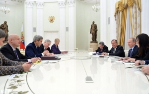 The Russian foreign Ministry: Lavrov discussed with Kerry ahead in new York for talks on Syria