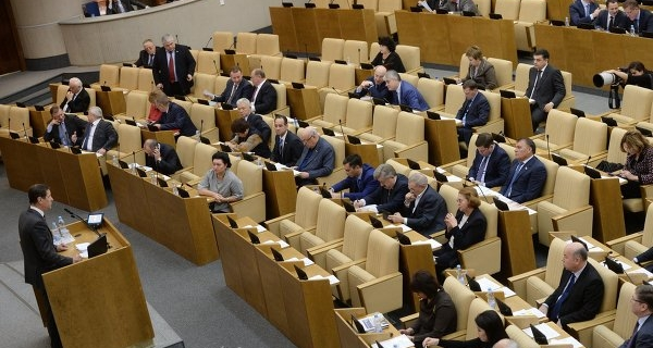 Putin brought in the state Duma the project of suspension of the FTA agreement with Ukraine