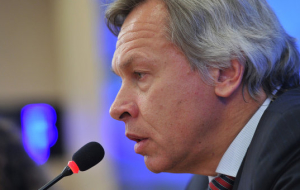 Pushkov said that will help the abolition of visas between Russia and Georgia