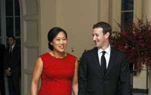Zuckerberg donates almost all his shares to charity