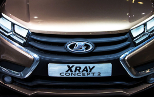 """AvtoVAZ"" has started serial production of Lada Xray"