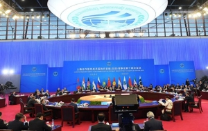 The Chinese Premier urged the SCO to create a unified transport network