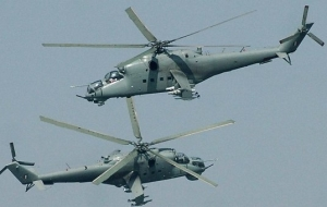 Mass media: India has put Afghanistan first of four Mi-25