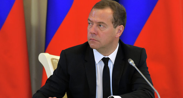 Medvedev instructed to provide a list of contracts with Turkish companies