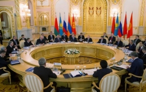 Putin will take part in the summits of the CSTO and WAAES and talk with Nazarbayev and Atambayev