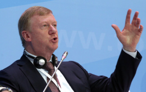 Chubais: Russia should not wait for the lifting of Western sanctions in 2016