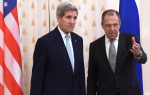 Lavrov and Kerry to inform Putin about the results of their negotiations
