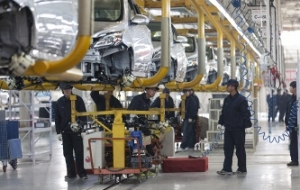 Panasonic will build in China, its first plant for the production of batteries for hybrid cars