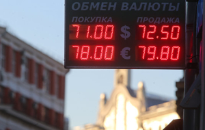 The Cabinet of Ministers of the Russian Federation does not plan additional taxes on currency transactions