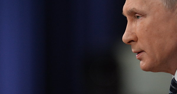 Putin: in the field of heavy transport in Russia operate schemes