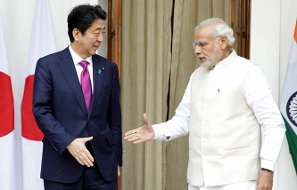 Japan will provide India a loan for 50 years for the construction of the railway