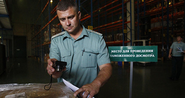 Six attempts to import products sanctions recorded in the far Eastern Federal district for the year
