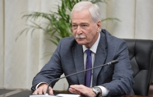 Sands: the appointment of Gryzlov, in a contact group increases the level of presence the Russian Federation