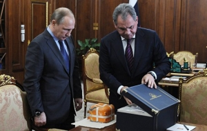 Putin: the flight recorder from the downed su-24 will help to understand where he was hit