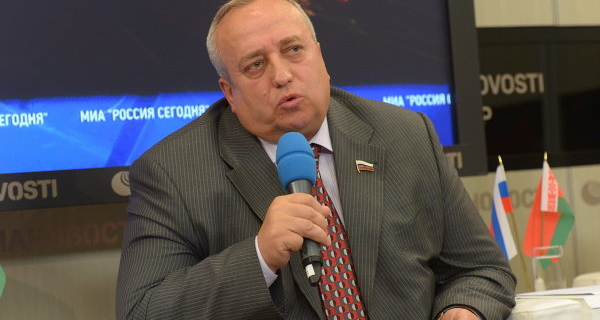 The Klintsevich: the position of the Russian Federation on the Ukrainian conflict is very clear