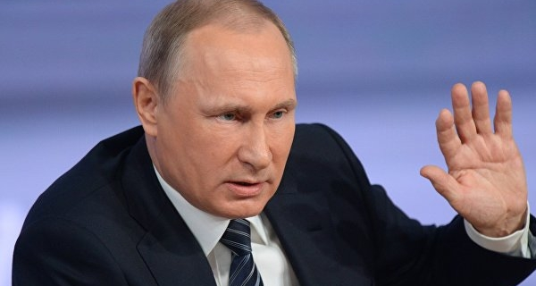 Putin: the world's political Nouveau riche has lost the sense of reality