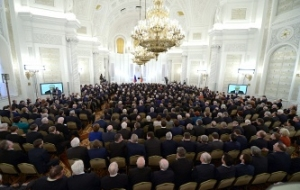 "Five vectors for growth. Putin outlined the ""scope of work"" on updating of the Russian economy"