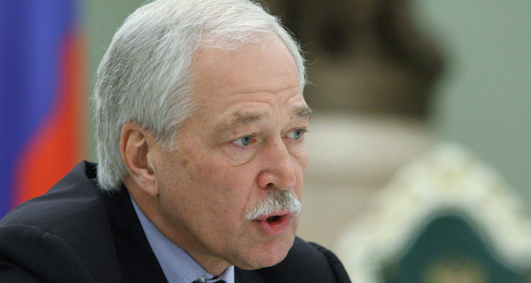 MP: the appointment of Gryzlov can be seen as a signal to Kiev