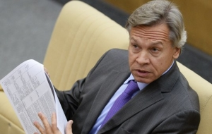 Pushkov called the conditions under which Russia may abolish visas with Georgia