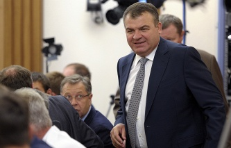 """Anatoly Serdyukov joined the Board of Directors of the holding """"Helicopters of Russia"""""""