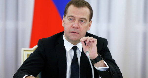 Medvedev ordered to pay 34 million roubles of the contribution of the Russian Federation to the WTO