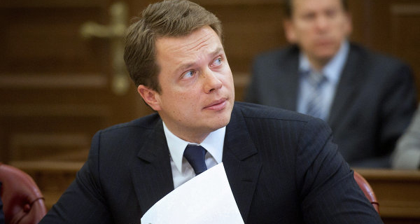 The Deputy wrote to the mayor request the resignation of the Deputy mayor Liksutov