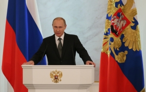Putin: terrorists must be destroyed on the far outskirts of Russia, it is legal