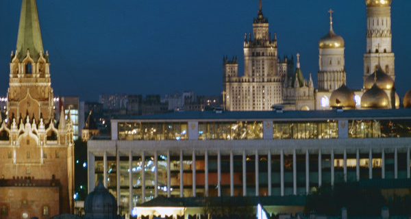 The state Council meeting will be held on December 23 in the Grand Kremlin Palace