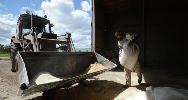 Expert: countermeasures against Russia Kiev dooming their farmers to poverty