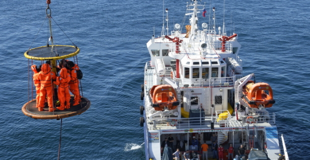 Rosgeologia in 2016 will complete the consolidation of structures for offshore