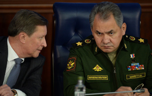 State Duma deputies will not be allowed with the gadgets at the governmental hour Shoigu
