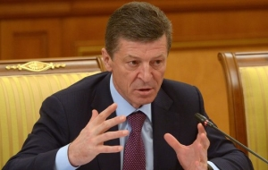 Kozak: discussion on the implementation of the Federal target program of Crimea will be a working one