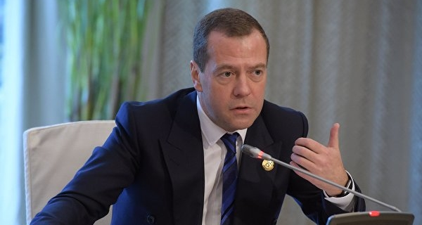 Medvedev: the government will continue to support the regions in 2016