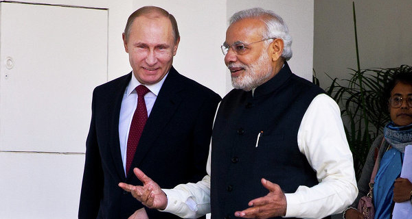 Following the talks, Putin and modi will sign a number of documents