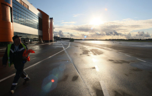 The Kaliningrad authorities will strengthen control over the reconstruction of the airport